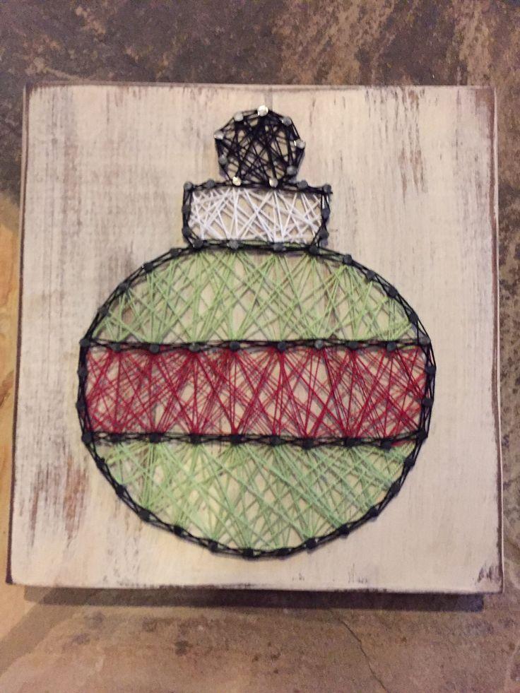 ornament {string art}                                                                                                                                                                                 Mais