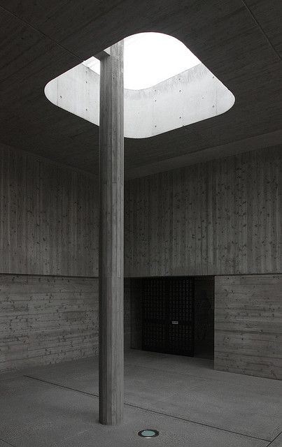 Nakatsu Crematorium / fumihiko maki