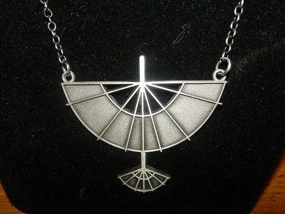 Avatar the Last Airbender Glider Necklace! <3
