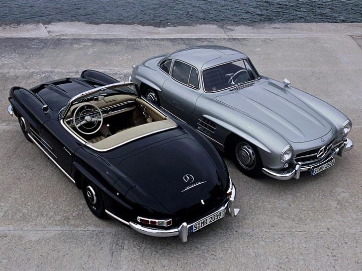 Convertible vs Coupe - I'd take a both! :p