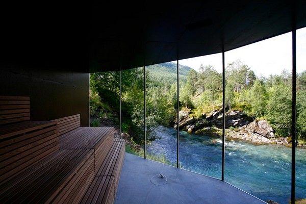 Juvet Hotel ,Valldal Norway