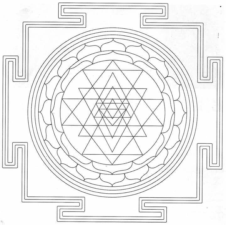 Шри янтра