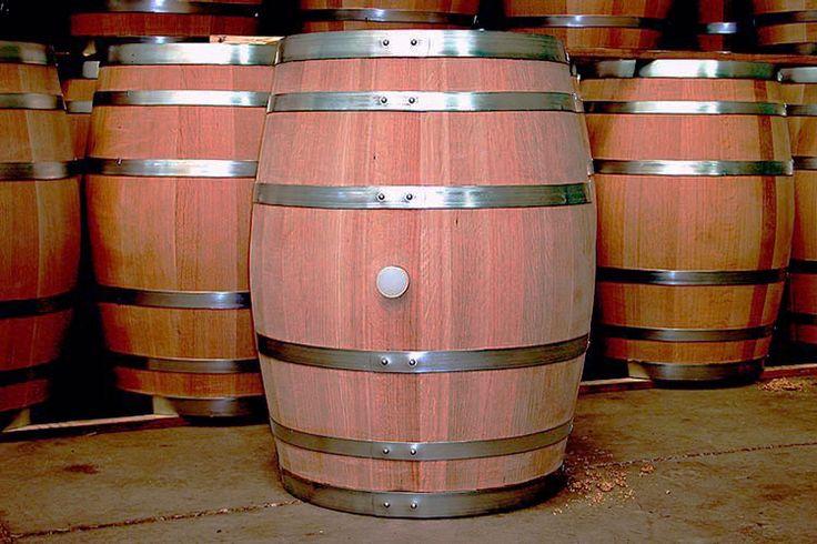 Здоровое вино из дубовых бочек | Винные погреба и бондарное дело