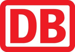 """Logo Deutsche Bahn is a German railway company. Headquartered in Berlin, it is a private joint-stock company (AG), with the German government being its majority shareholder.[2][3] Deutsche Bahn describes itself as the second-largest transport company in the world, after the German postal and logistics company Deutsche Post / DHL, and is the largest railway operator and infrastructure owner in Europe. It carries about two billion passengers each year. Deutsche Bahn (literally """"German Railway""""…"""