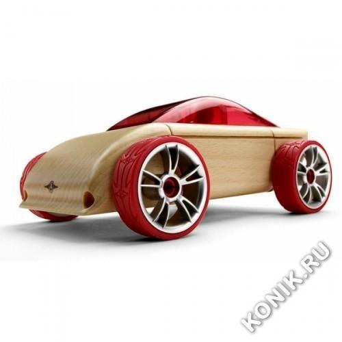 Машинка - конструктор C9 Sports Car (Спортивная красный) от Automoblox. Купить Машинка - конструктор C9 Sports Car (Спортивная красный) - Konik.ru