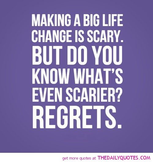 Funny Quotes About Life Changes