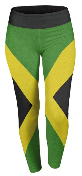 Discover Jamaica Flag Leggings T-Shirt from Proud Jamaicans, a custom product made just for you by Teespring. With world-class production and customer support, your satisfaction is guaranteed. - An Error Occurred. Please Check Your Internet...