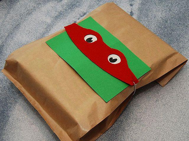 DIY - Turtles paketti - Pompom.fi • Juhlat on katettu