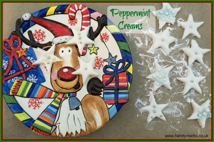 Peppermint Creams - Handy Herbs