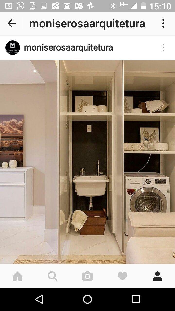 Decoration, Design, Laundry, Pink, Details, Interior, Architecture, Ideas Part 23