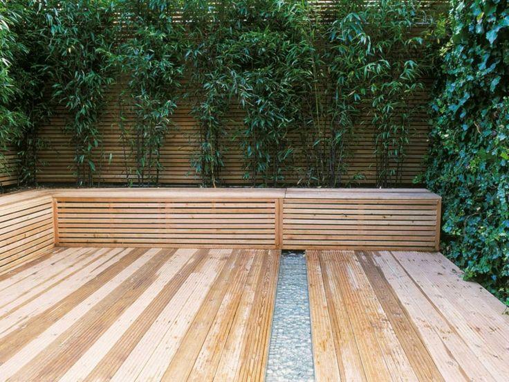 17 best ideas about panneau bois exterieur on pinterest panneau bois jardin panneaux de - Terrasse jardin pinterest strasbourg ...