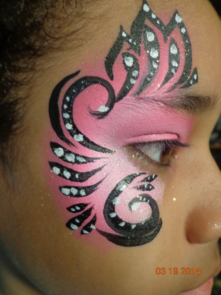 17 Best Images About Painted Expressions Face Paint And