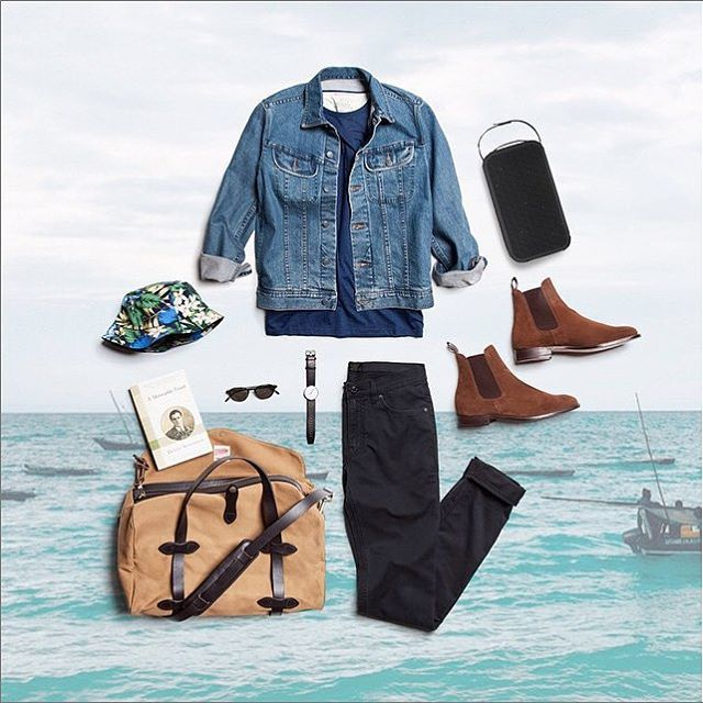 Summer travel pick's from one of our favorites stores @needsupply. #streetwear #streetstyle #style #essentials #fashion #gitmanvintage #acnestudios #garrettleight #filson #beoplay #apc #sandersshoes