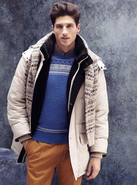112 best Sweaters Fair Isle images on Pinterest | Men fashion ...