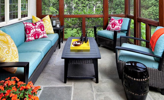 30 Picks for Decorating a Sunroom - Inspired By... | Wayfair
