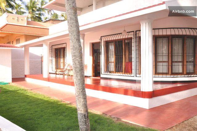 Luxurious Beach house  on rent  in Kovalam Kerala India.Sea front new construction, peaceful away from the main road accessible to market, beach in 5 minutes with all comfort .A HOME AWAY FROM HOME. rate is 60€  per night,valid till 30 november 2013. scrivete or write to sandyasundar@live.it