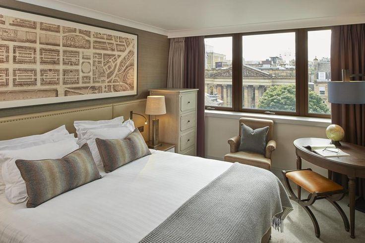 유서 깊고 세련된 George Hotel은 에든버러 시내 중심지에서도최상의 입지를 자랑하며, 에든버러 성, 프린세스 스트리트 가든스…