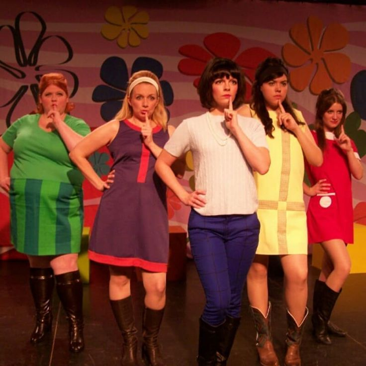 I LOVED my costumes for Shout! The Mod Musical. Late 60s London was a fantastic time for fashion. I'm still in love with my little red Mary Quant inspired dress. #sewing #theatre #costumer #costumedesign #costumedesigner