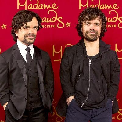 Buzzing: Game of Clones? Peter Dinklage Unveils His Madame Tussauds Wax Figure