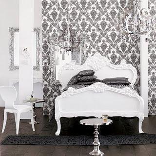 a new take on brocade damask bedroombedroom decorbedroom. Interior Design Ideas. Home Design Ideas