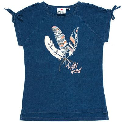 Eve's Sister girls Wild Heart tee