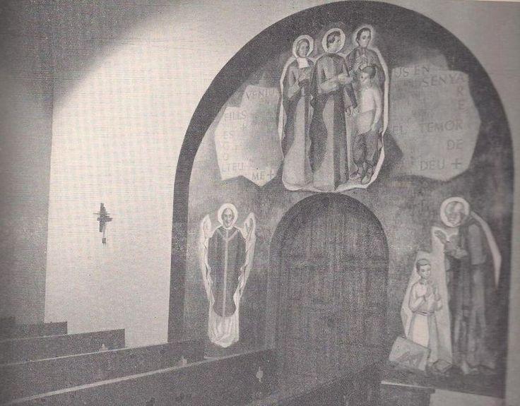 parroquia de sant oleguer sabadell - Cerca amb Google