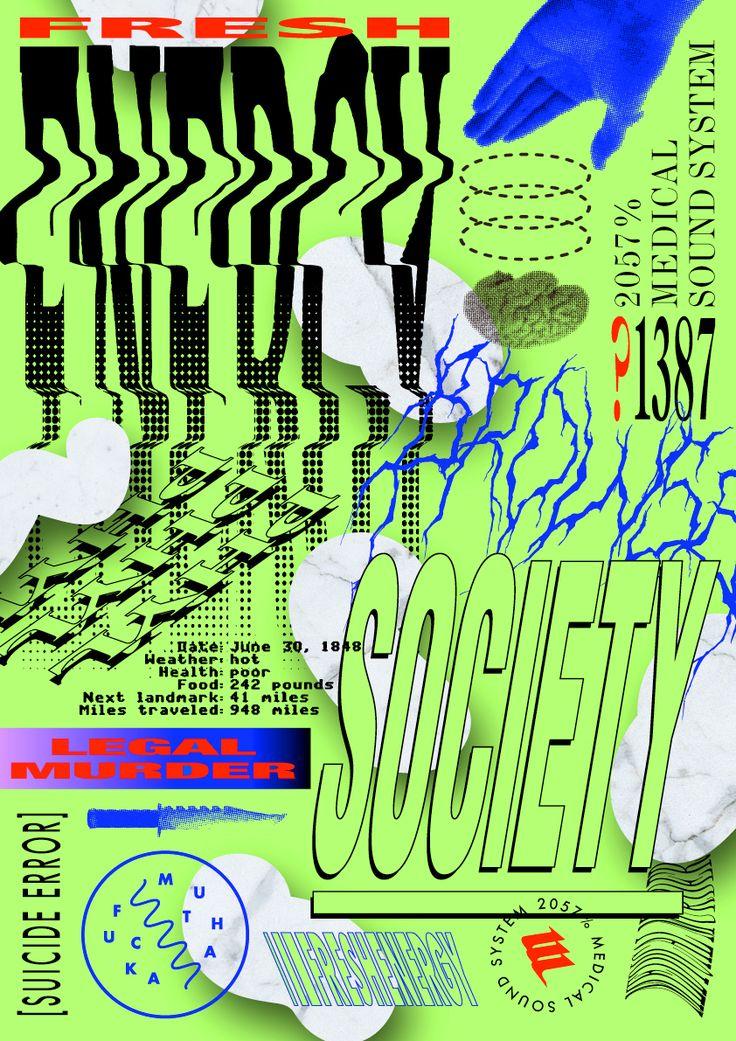Japanese Poster: 2057% Medical Sound System. Yuta Kawaguchi. 2015