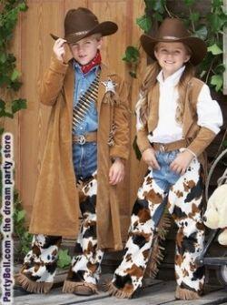 How To Make a Cowboy Costume
