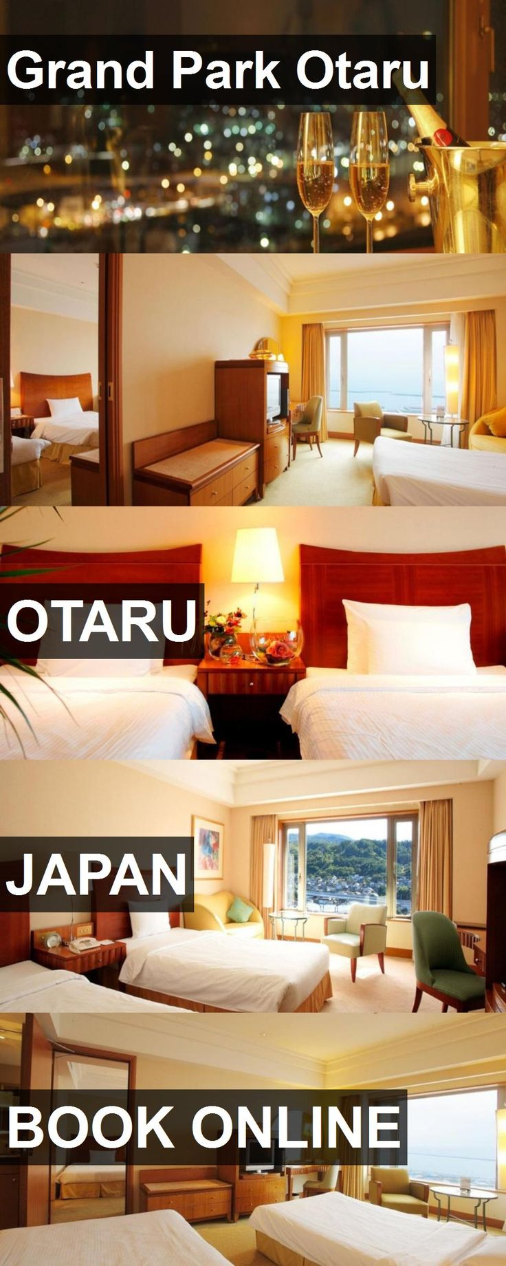 Hotel Grand Park Otaru in Otaru, Japan. For more information, photos, reviews and best prices please follow the link. #Japan #Otaru #travel #vacation #hotel