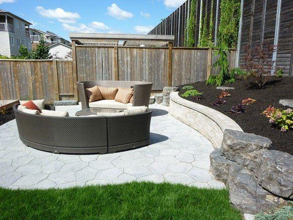 backyard design tool free garden design planner