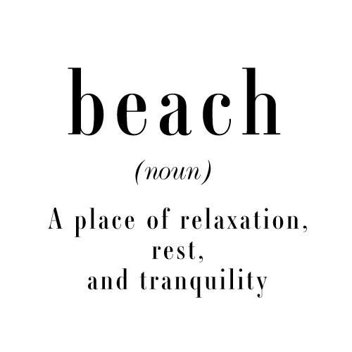 The importance of rest and relaxation