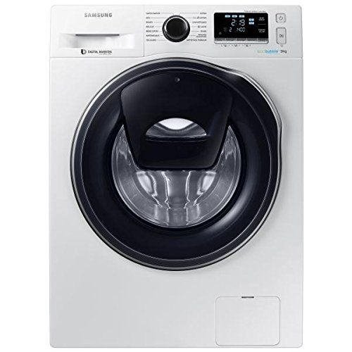 SAMSUNG – Lave linge frontal WW 90 K 6414 QW –: Hublot additionnelle Add Wash (ajout de linge à tous moments), Smart Control (connexion…