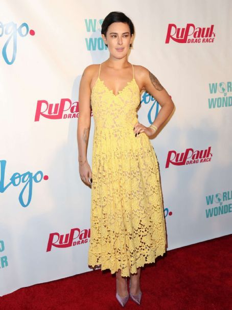 Rumer Willis Rupauls Drag Race Season 8 Premiere In Los Angeles