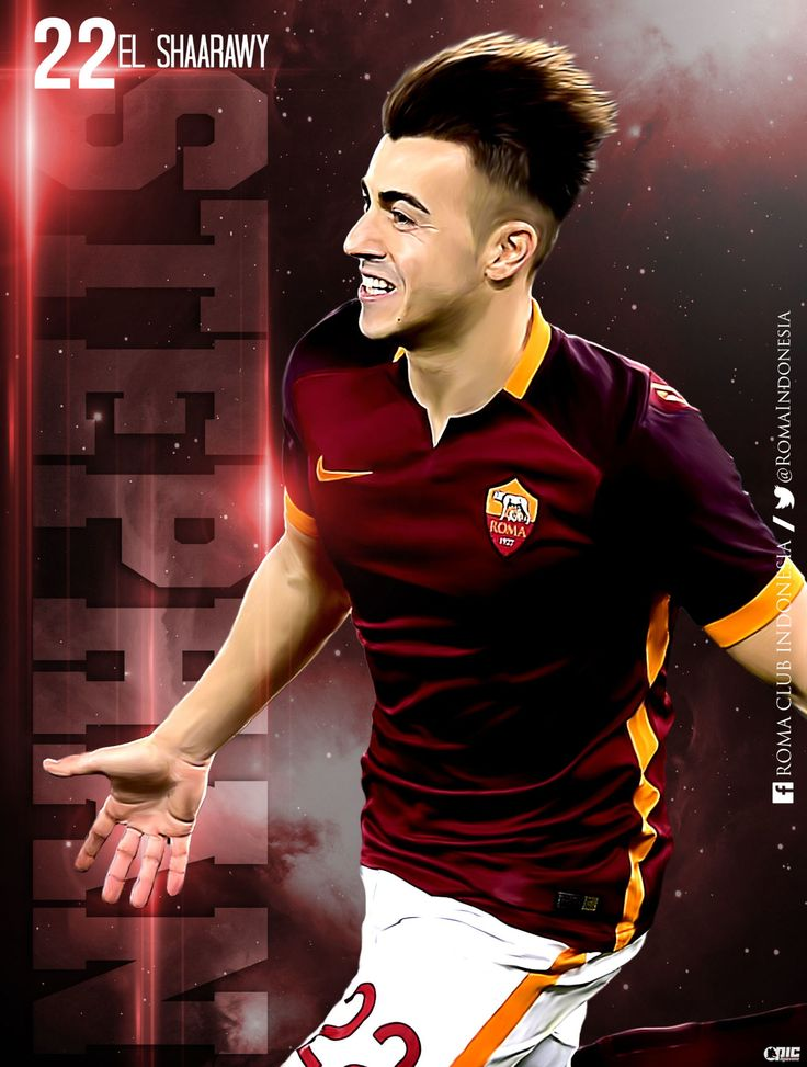 AS Roma - Stephan El Shaarawy