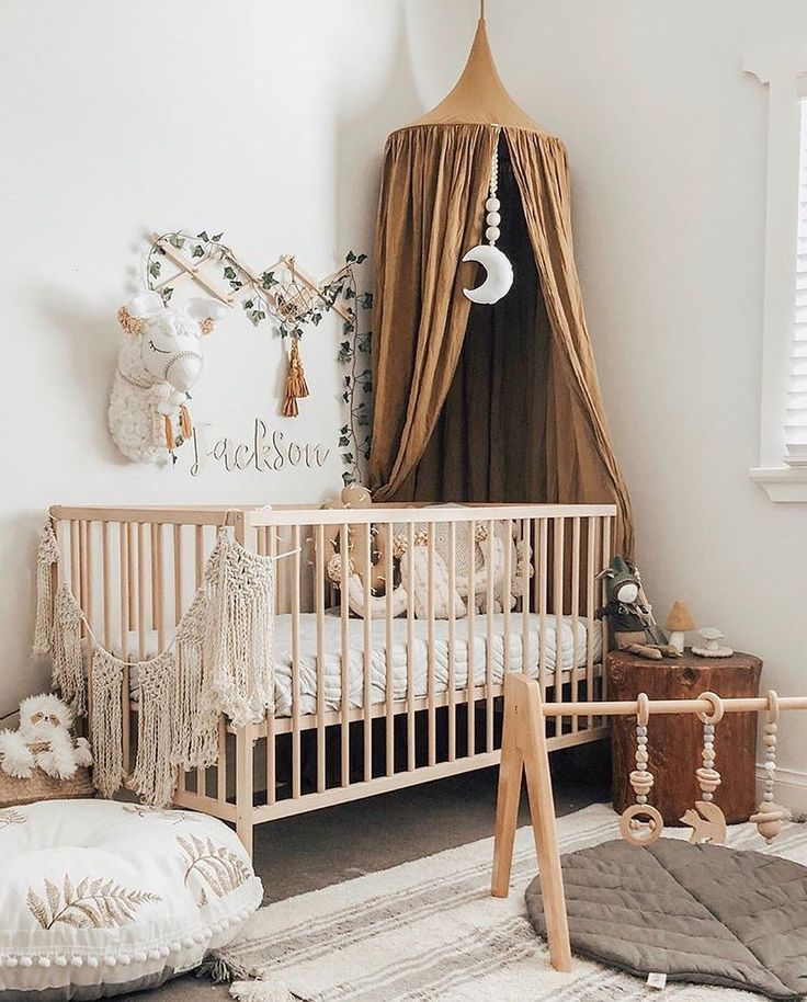 27 Cute Baby Room Ideas Kinderzimmer Dekor Für Jungen Mädchen Und Unisex 2019 27 Cute Baby Room Ideas Baby Nursery Neutral Baby Girl Room Baby Nursery Diy