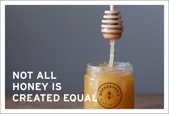 Honey is one of nature's purest sweeteners... but it's also a functional food with its own impressive health benefits. Not all honey is created equal.