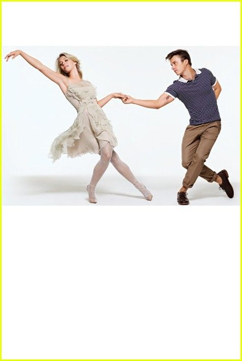 Kenny Wormald and Julianne Hough, Footloose
