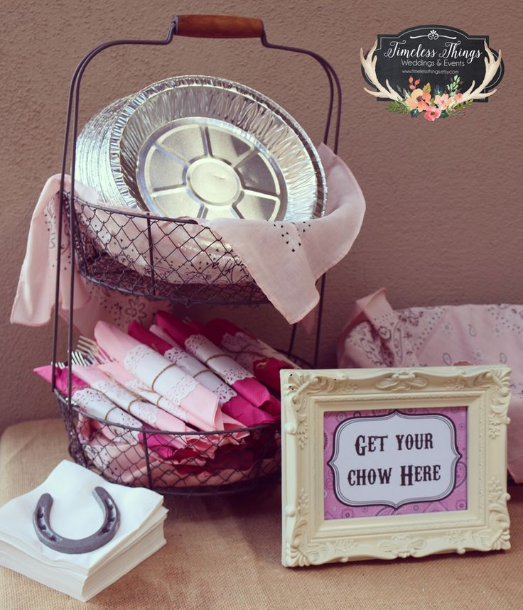 Western Chic Birthday Party Ideas | Photo 2 of 18                                                                                                                                                                                 More