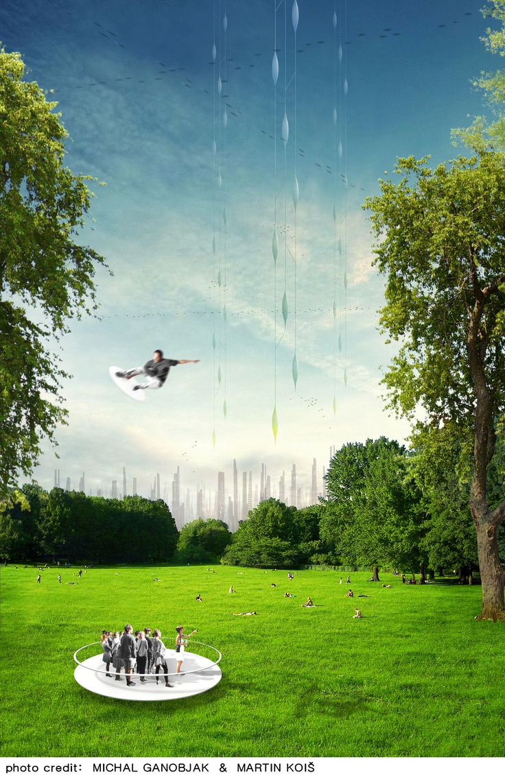 City of Frozen Rain – hanged city from space station on geostationary orbit. Structures of Skyhangers brings new area for living, production and agriculture.