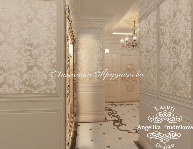 Классический интерьер квартиры в ЖК Волынская Усадьба - фото