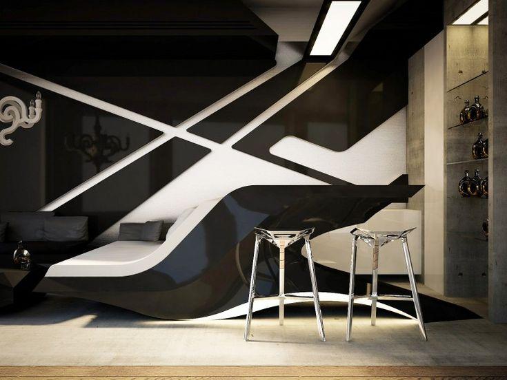 Futuristic Lounge   Google Search | Futuristic Furniture | Pinterest |  Futuristic Furniture, Interiors And Modern Pictures