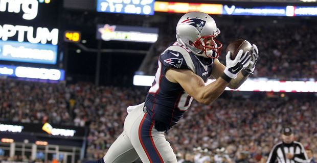 NOT GOOD..HOPEFULLY NOT SERIOUS!! Patriots wideout Danny Amendola exits with knee injury