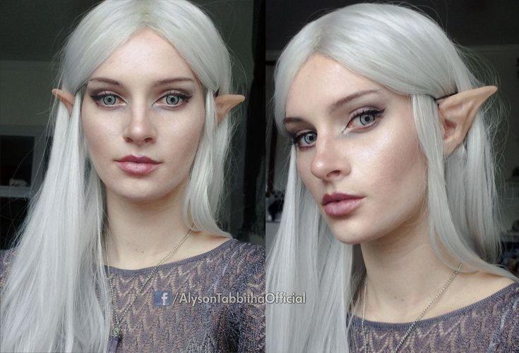 Best Ideas For Makeup Tutorials    Picture    Description  Elvish makeup look by…