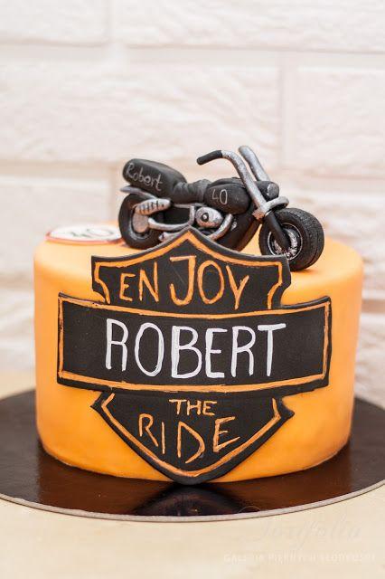 Mini-cake for Robert