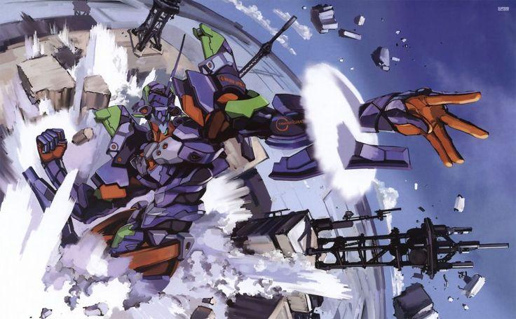 Evangelion: 3.0 You Can (Not) Redo HD Wallpaper