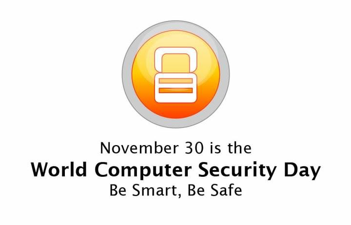 Today is World #Computer #Security Day
