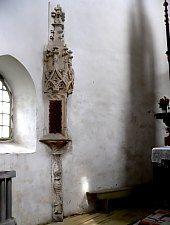 Târnava, Biserica evanghelică fortificată, Foto: Szabó Tibor