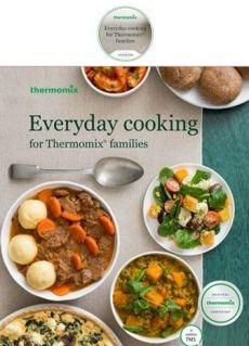 Everyday Cooking for Thermomix Families cookbook and chip pack TM5