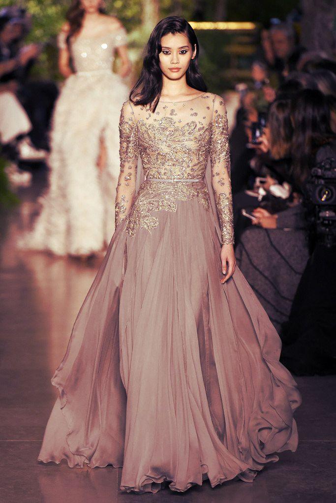 hc-fashion:  Elie Saab Haute Couture | Spring Summer 2015