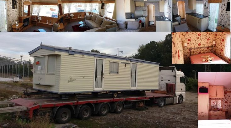 Nově skladem velmi pěkný mobilní dům (mobilheim) Atlas Evegrglade 8,7 x 3,1m (27 m2) se sedlovou střechou více na http://www.mobilnidum.eu/atlas-everglade-6. Další mobilní domy z naší nabídky naleznete na http://www.mobilnidum.eu/aktualni-nabidka.
